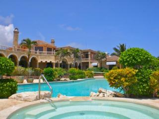 Luxury 8 bedroom Dominican Republic villa. Ocean, beach, and mountain views!, Cabrera