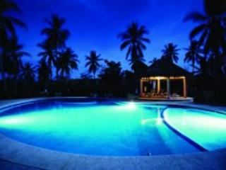 Taken evening dip in the pool and watch the stars.