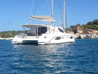 USVI & BVI Fully Crewed Sailing Catamaran, East End