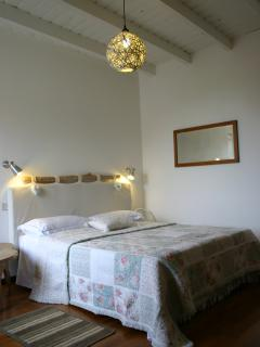 La sweet room puo' essere matrimoniale o tripla. Di classe si adatta a ogni esigenza.
