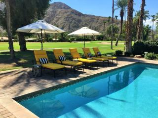 Mid Century Hollywood On Indian Wells Golf Course