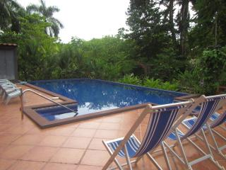 Casa Tucanes: surrounded by tropical birds & green, Pueblo de Bocas