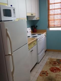 Kitchen - updated appliances