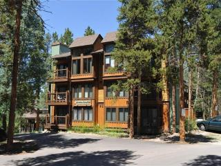 Economic In Town 1 Bedroom Condo - inner circle 6, Breckenridge