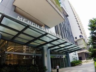 2 Bedroom Unit near KLCC @Mercu Summer Suites (V), Kuala Lumpur