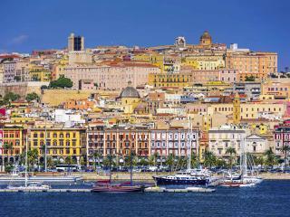 Cagliari centro, ideale per coppia