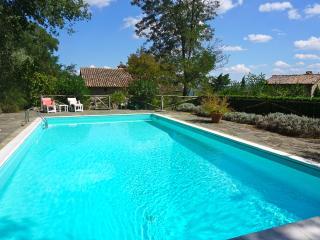 Charming Casa Sant'Anna, pool designer fittings.