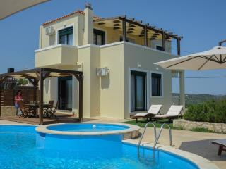 Nature Luxury Villa In Xirokampi, Chania