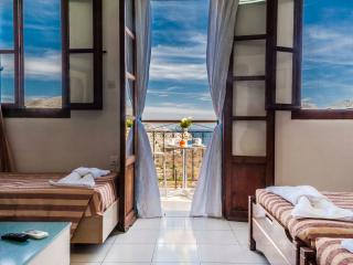 Symi Sun Sea View Apartmnet, Pedi