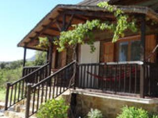 charming wooden farmhouse with garden and views, Cortes de la Frontera