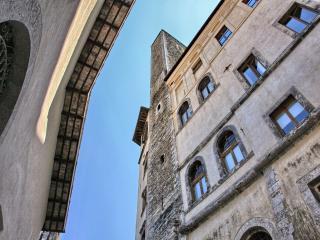 IL PRIORE, elegant apartment in Spoleto centre