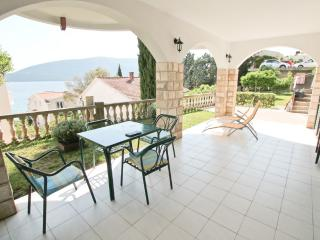 Studio with a large terrace, 50 m to the sea