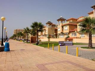 Apt. with garden,beach La Mang, Región de Murcia