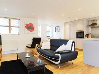 Open-plan 2 bed 2 bath apartment, Lacy Road, Putney, London