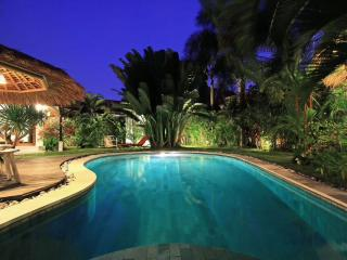 Luxurious peaceful big villa, pool table, center Seminyak.