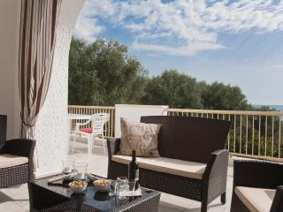 Villa with garden and sea access