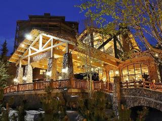 Park City Canyons Village 2BR Villa (6-13FEB2016)
