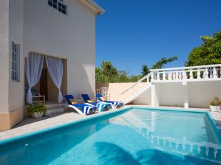 Your Jamaica Ocean View Villa's Private Heated Swimming Pool