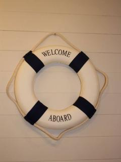 Welcome onboard to Seal Cabin