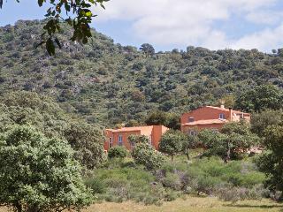 Finca el Rabilargo, bungalow la Encina