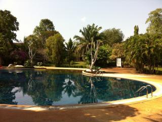 Strandhaus mit tropischen Garten C8, Ban Laem Mae Phim
