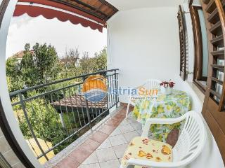 Apartment 000557 Apartment for 2 persons with 2 extra beds (ID 1338), Umag
