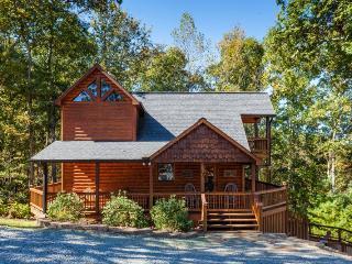 Honeybear Lodge - Mountain Views & Toccoa River Access, Ellijay