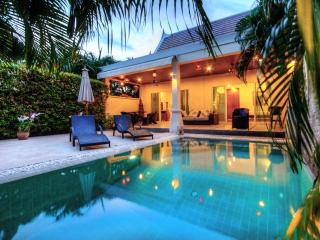 MEURSAULT- magnificent two bedrooms private pool villa in Phuket