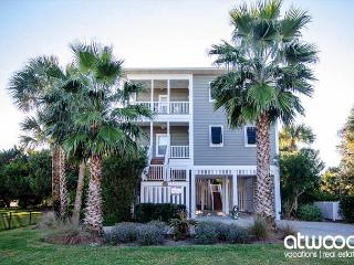 Good Graces - Gorgeous Home With Private Pool & Ocean Views, Edisto Island