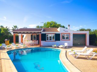 Villa Tortuga with private pool, Cala'n Bosch