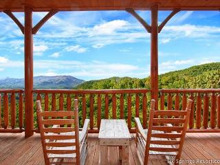 Enjoy Incredible Views and a Private Home Theater Room, Sevierville