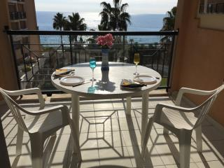 Residence Palme d'Azur, panoramic infinity views. sleeps 6