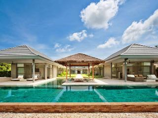 Villa 192 - Luxury Beach Front  (4 Bedroom Option), Plai Laem