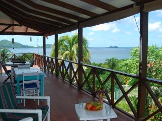 Palm Trees Beach House, Carriacou near Grenada, Ilha Carriacou