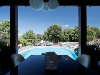 T3 CLEMENTINU dans villa corse, Calenzana