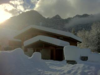 Chalet Max - spacious self catered chalet in tranquil setting
