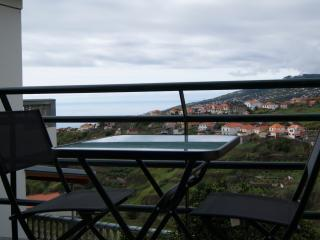 Casa Serramar - Apartamento com varanda