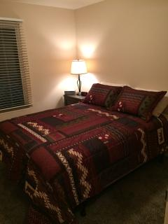 Third Bedroom with Comfy Queen Mattress