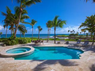 Outstanding 180 ocean view overlooking the Caribbean Sea