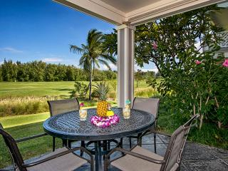 Tropical Ground Floor Villa- Amazing Views ~ Fairway Villas F3, Waikoloa