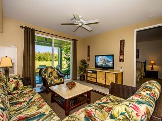 Tropical Hawaiian Style Condo- Fairway Villas F3, Waikoloa
