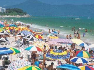 Aluguel temporada perto  praia, Florianópolis