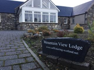 Mountain View Lodge, Kingussie