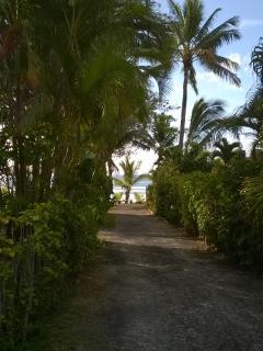 The Beach - just a short stroll