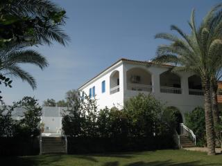Villa Sahara, Alejandría