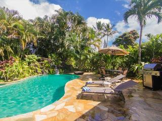 Paradise Pool Home: Your Tropical Hawaiian Oasis!, Princeville