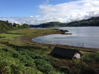 Holiday Chalet Rental, Isle of Kerrera, Oban