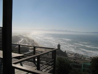 Downstairs apartment's magic views, Muizenberg