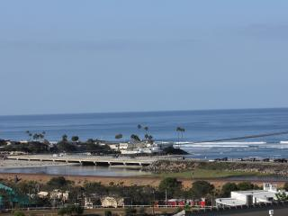 Amazing Ocean & Del Mar Race Track Views