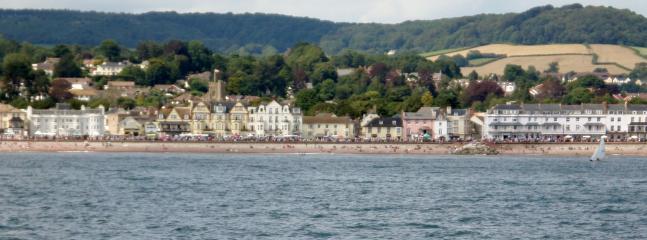 Lovely Regency town of Sidmouth Devon